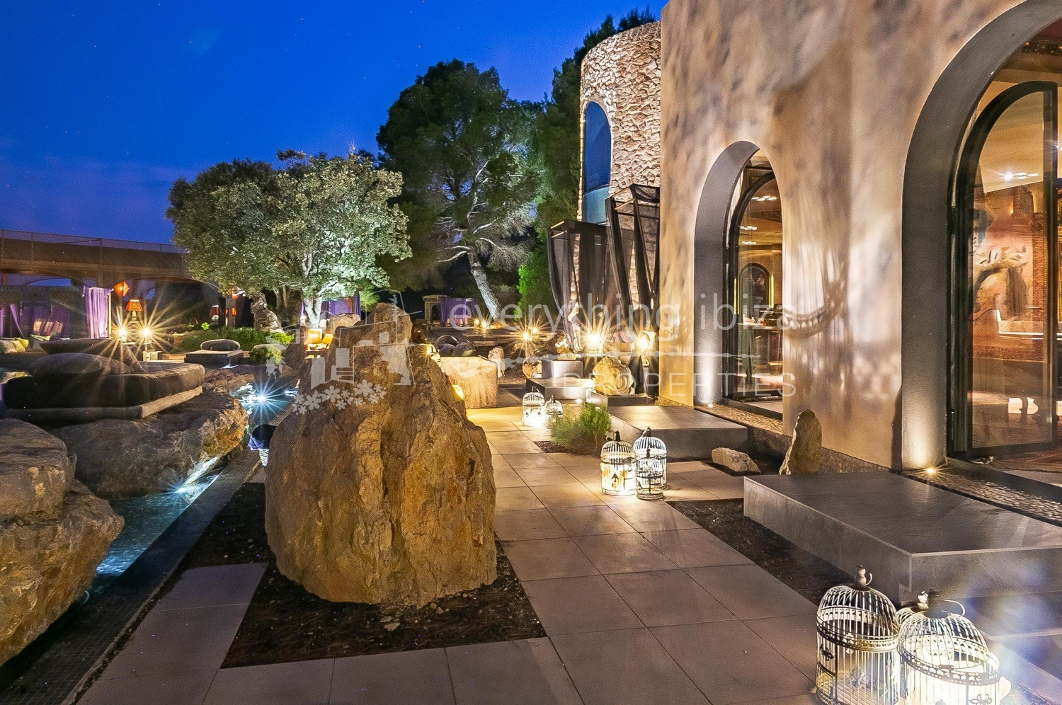 Majestic luxury villa for sale by everything ibiza Properties