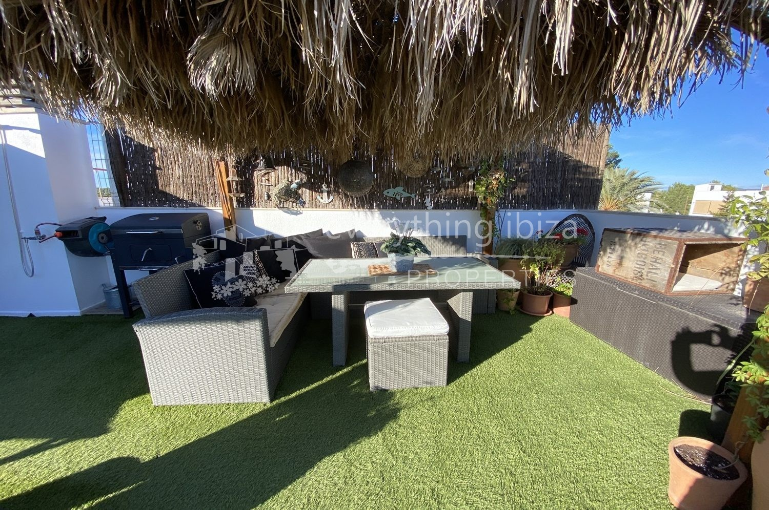 Stunning penthouse apartment, ref. 1285, for sale in Ibiza by everything ibiza Properties