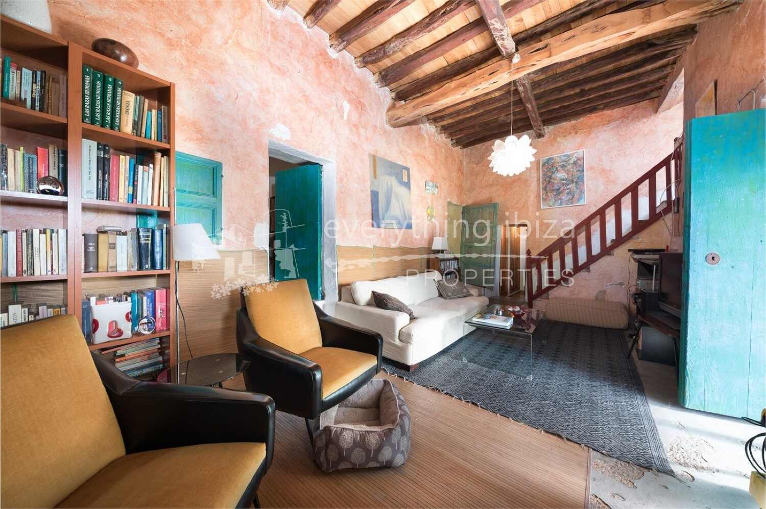 Lovely Traditional Finca near Santa Gertrudis, ref. 1343, for sale in Ibiza by everything ibiza Properties
